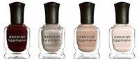 Cuatro actrices eligen su color de laca de uñas para Deborah Lippmann
