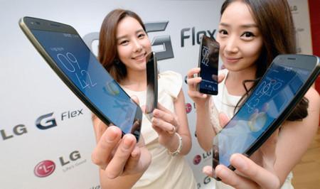 LG G Flex se dejará ver por Europa en diciembre, tendrá un precio alto