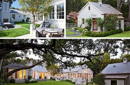 Casas de famosos: Gwyneth Paltrow y Chris Martin