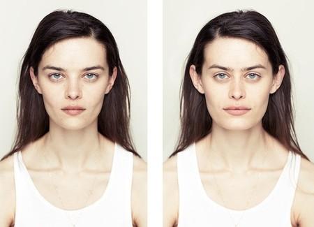 ¿Son los rostros simétricos más bellos? La respuesta en fotos