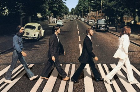 Beatles Abbey Road Iain Macmillan