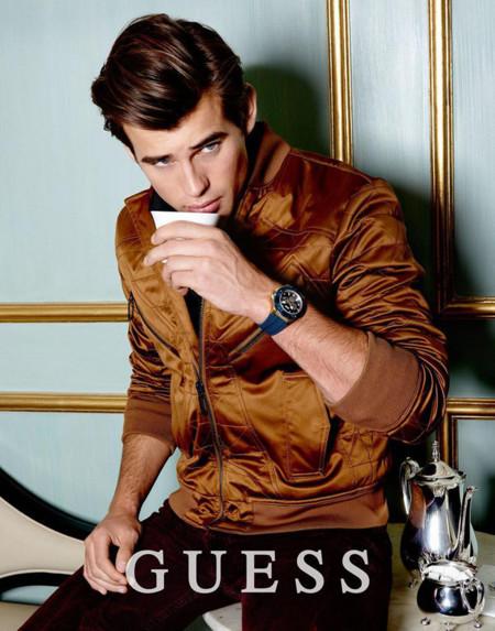 Matt Trethe Guess Fall Winter 2015 Watches Campaign 002