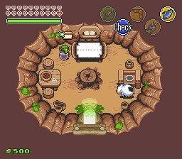 Zelda Ocarina of Time, el remake 2D
