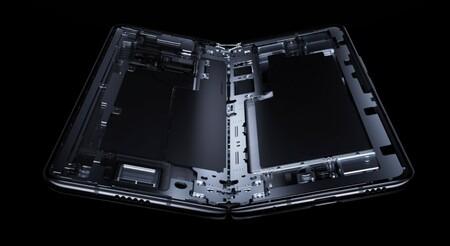 El Xiaomi Mi Mix Fold Abierto