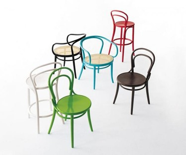 Clásicos del diseño: las sillas Thonet