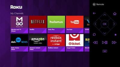 La aplicación oficial de Roku llega a Windows y Windows Phone