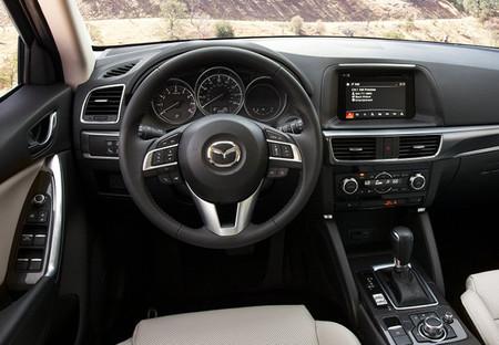 Mazda Cx 5 2016 650 Interior