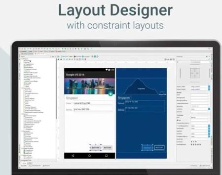Android Studio Layout Designers