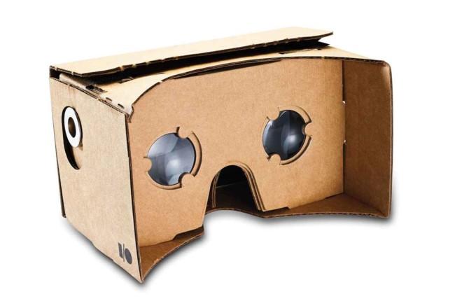 Crea tus Cardboard facilmente de plastico