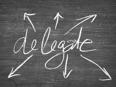 El poder de saber delegar