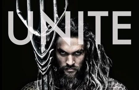 Jason Momoa es Aquaman, primera imagen oficial