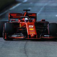 El mejor Sebastian Vettel renació en Singapur para alegría de la Fórmula 1 y alivio de Ferrari