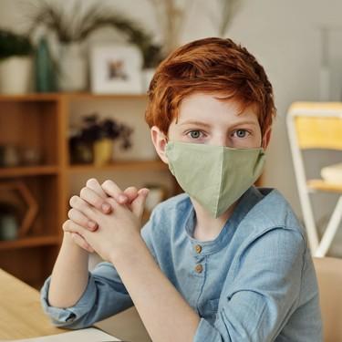 El truco viral de un padre para que los niños se acostumbren a usar mascarilla antes de la vuelta al cole