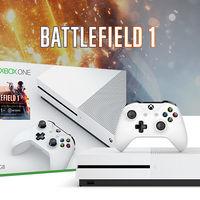 Microsoft inicia una nueva promoción para hacerse con una Xbox One S con hasta cuatro juegos