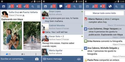 Facebook Lite para Android, la versión que ocupa menos de 1 MB, ya disponible en España y más países