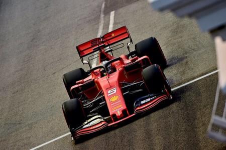 Vettel Singapur F1 2019 4