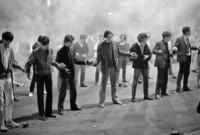 "Exposición fotográfica ""Magnum 1968"""