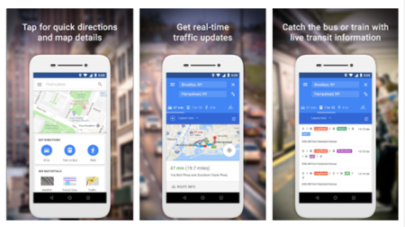 Google Maps Go Directions Traffic Transit Aplicaciones De Android En Google Play 2017 12 19 15 37 13