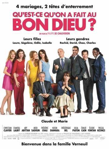 'Dios mío, ¿pero qué te hemos hecho?', comedia facilona a la francesa