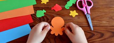 25 manualidades inspiradas en la playa y el mar para hacer con los niños
