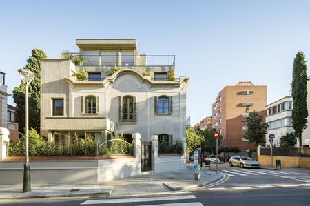Lucia Olano Arquitecta Vivienda Unifamiliar Tres Torres Barcelona 06a7237