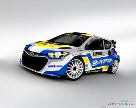Thierry Neuville también podría probar con el Mundial de RallyCross