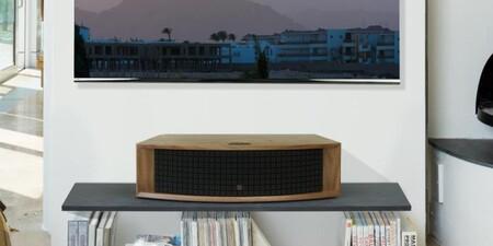 JBL presenta el L75ms, su nuevo sistema de sonido compacto multifuncional de estilo retro  que podrás conectar a la tele