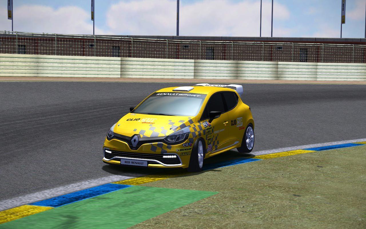 Foto de Renault Clio Cup On Line (7/24)
