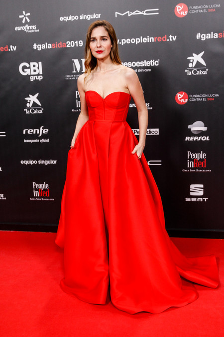 Gala Contra El Sida People In Red20