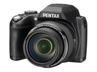 Pentax XG-1, todos los detalles acerca de la nueva cámara bridge con zoom óptico 52x