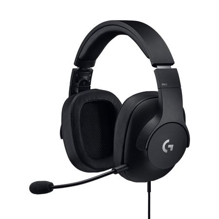 Logitech G PRO Gaming, un auricular para los jugones de la casa
