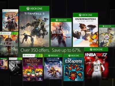 Comienzan las rebajas de primavera en Xbox y te hemos seleccionado lo mejor