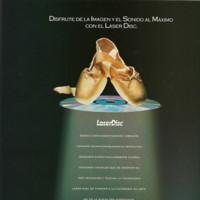 LaserDisc (1991)