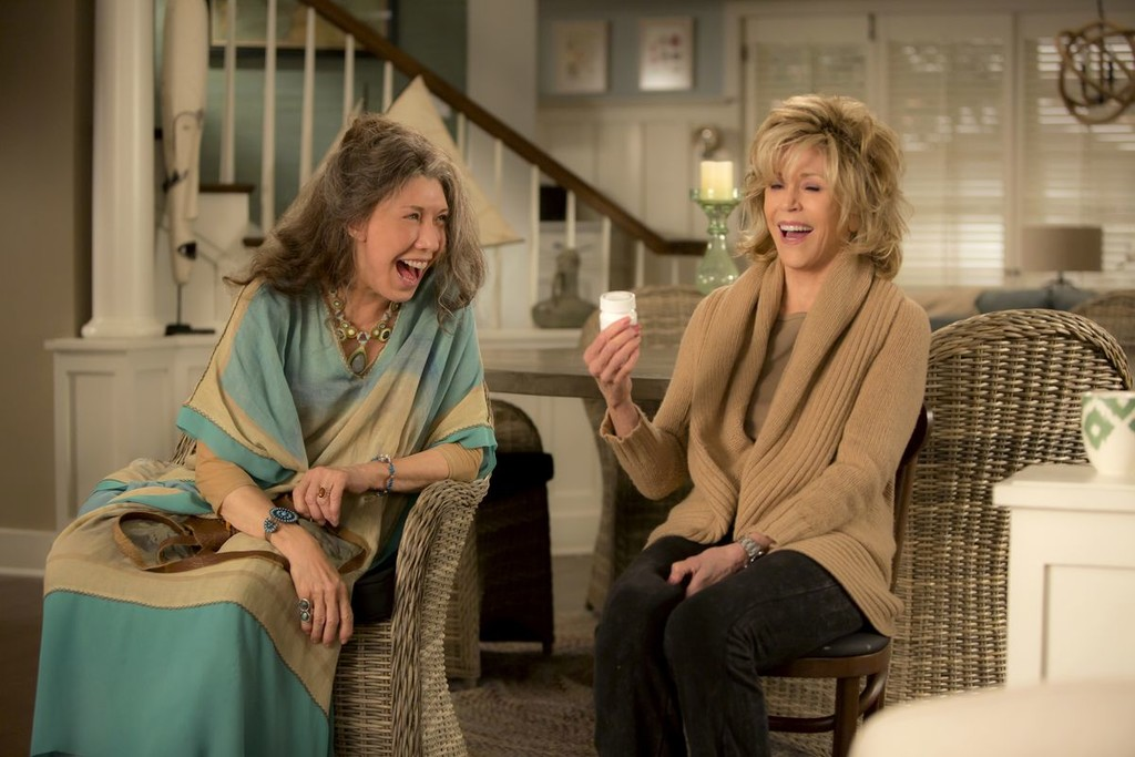 Netflix renews 'Grace and Frankie': there will be a sixth season of the series with Lily Tomlin and Jane Fonda