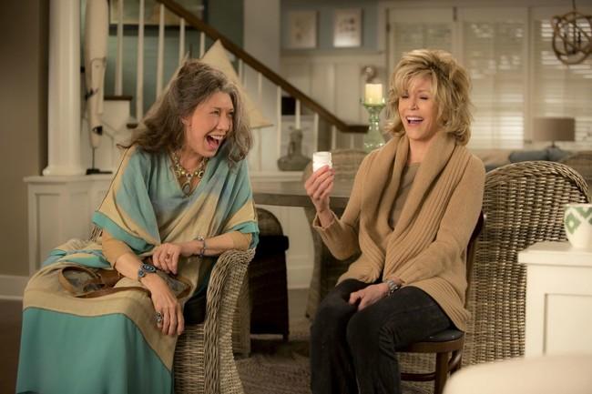 Netflix renueva 'Grace and Frankie': habrá sexta temporada de la serie con Lily Tomlin y Jane Fonda