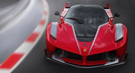 Así se diseñó el Ferrari FXX-K
