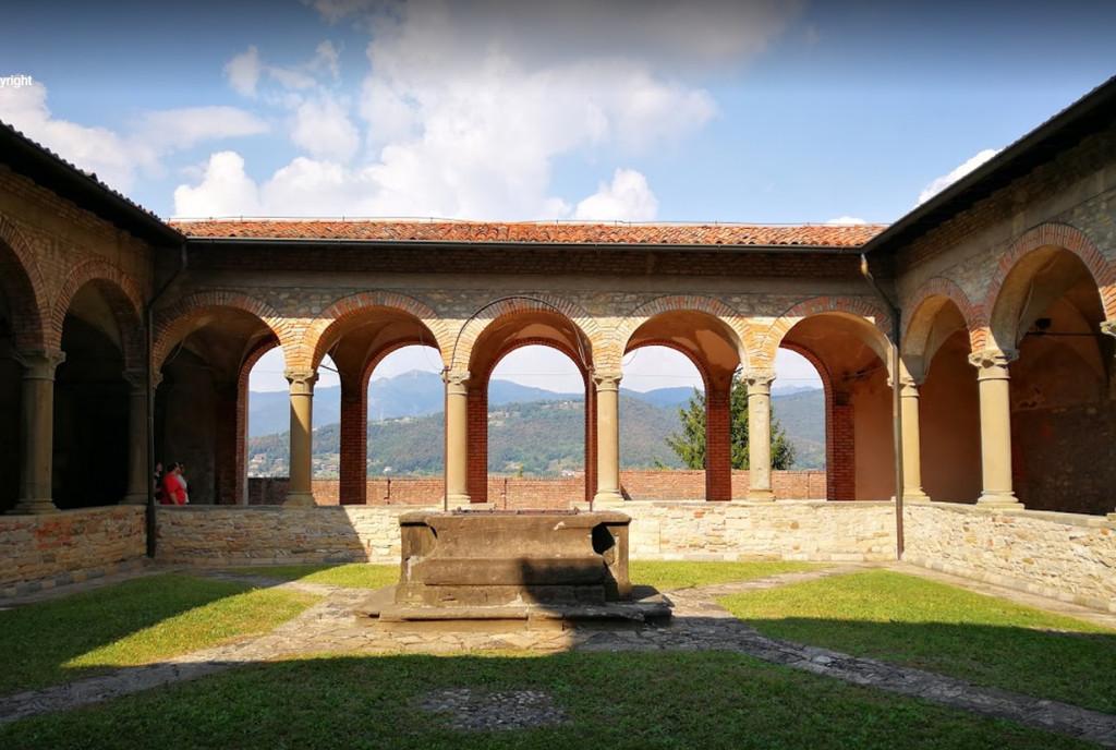Descubriendo la Ciudad Alta de Bérgamo: el convento de San Francesco