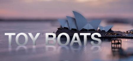Barcos de Juguete, un timelapse que recrea la vida del puerto marítimo de Sidney