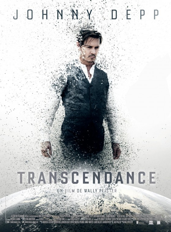 Foto de 'Transcendence', carteles (5/11)