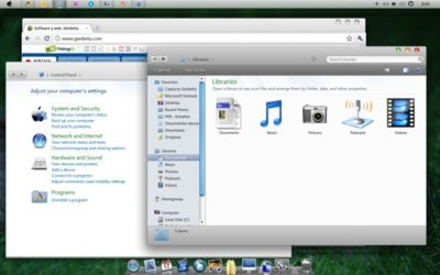 Snow Transformation Pack, haz que tu Windows 7 se parezca a Snow Leopard