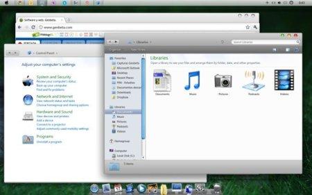 Snow Transformation Pack, haz que tu Windows 7 se parezca a Snow Leopard