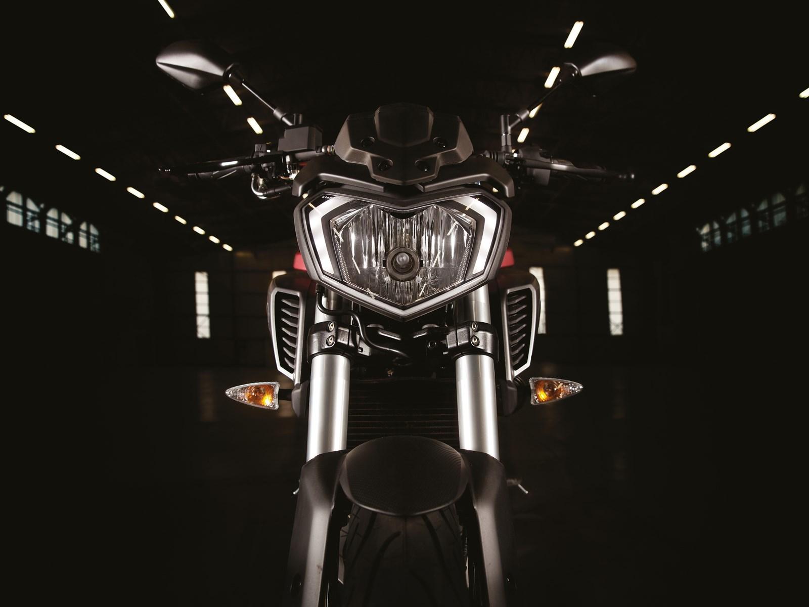 Yamaha MT-125, detalles