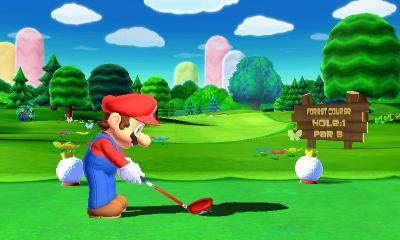 Foto de Mario Golf: World Tour (8/8)