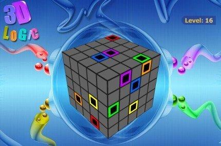 3D Logic: dale al coco con este cubo