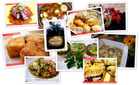 El Menú Semanal en Directo al Paladar | del 6 al 12 de abril