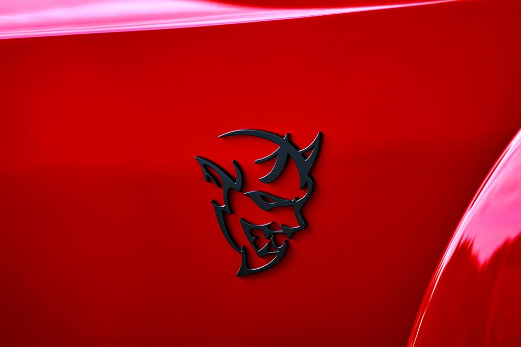 Dodge Challenger Srt Demon 2017 62