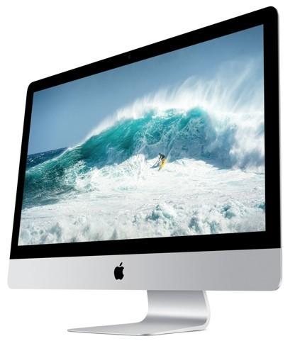 Apple vuelve al iMac a lo grande: pantalla Retina con resolución 5K