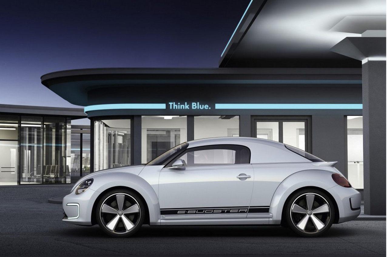 Foto de Volkswagen E-Bugster (11/13)