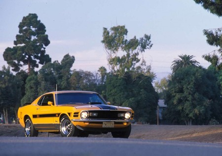 Ford Mustang Mach 1 1970 1280 01
