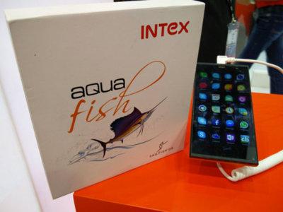 Jolla hace su aparición en el MWC 2016 con el Intex Aqua Fish, una nueva gama media con Sailfish OS